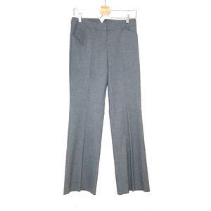 Express Editor wide leg trouser pants grey career